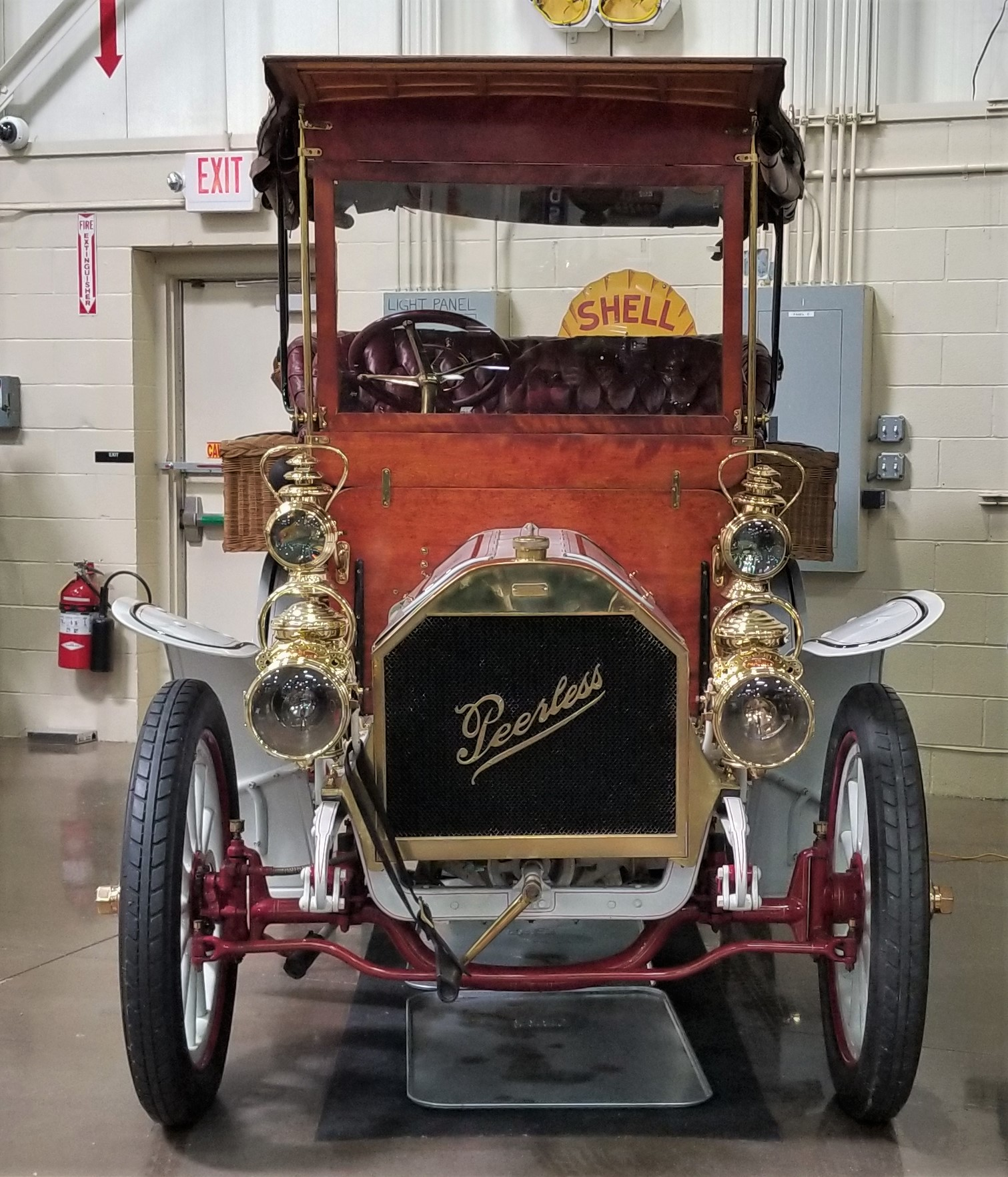 1904 Peerless Type 8 Style K - Stahls Automotive Collection