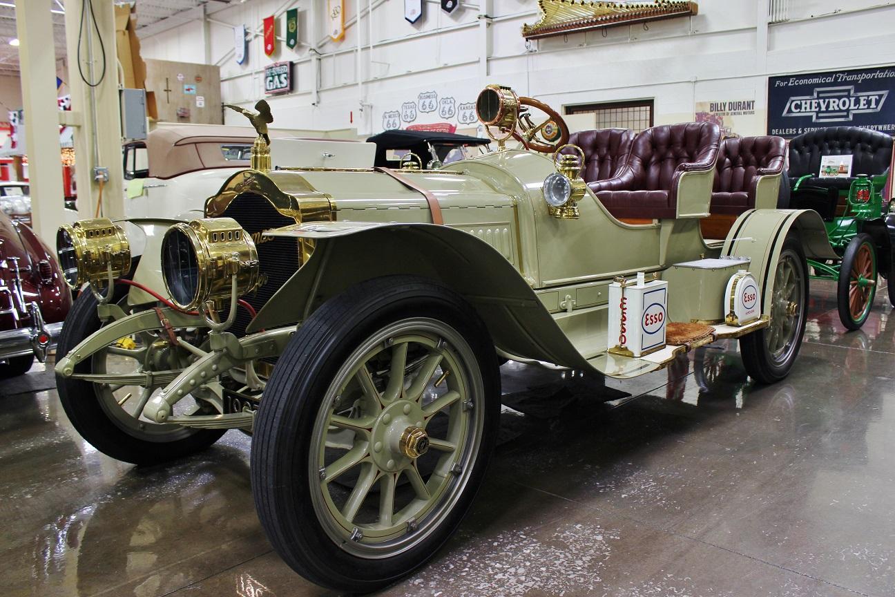 1907-Thomas-Flyer