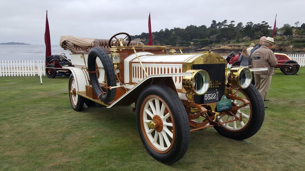 Pebble Beach 1909 Austin