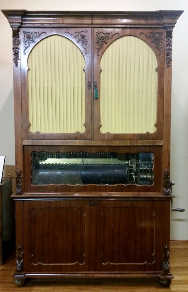 Imhof & Mukle Barrel organ 1880