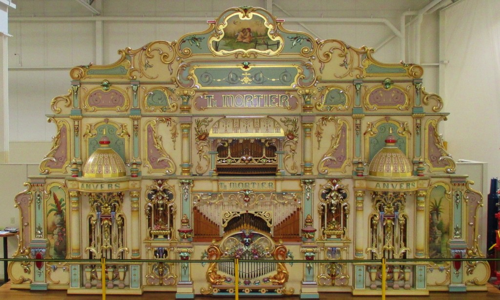 Mortier 97 Key Dance organ 1924