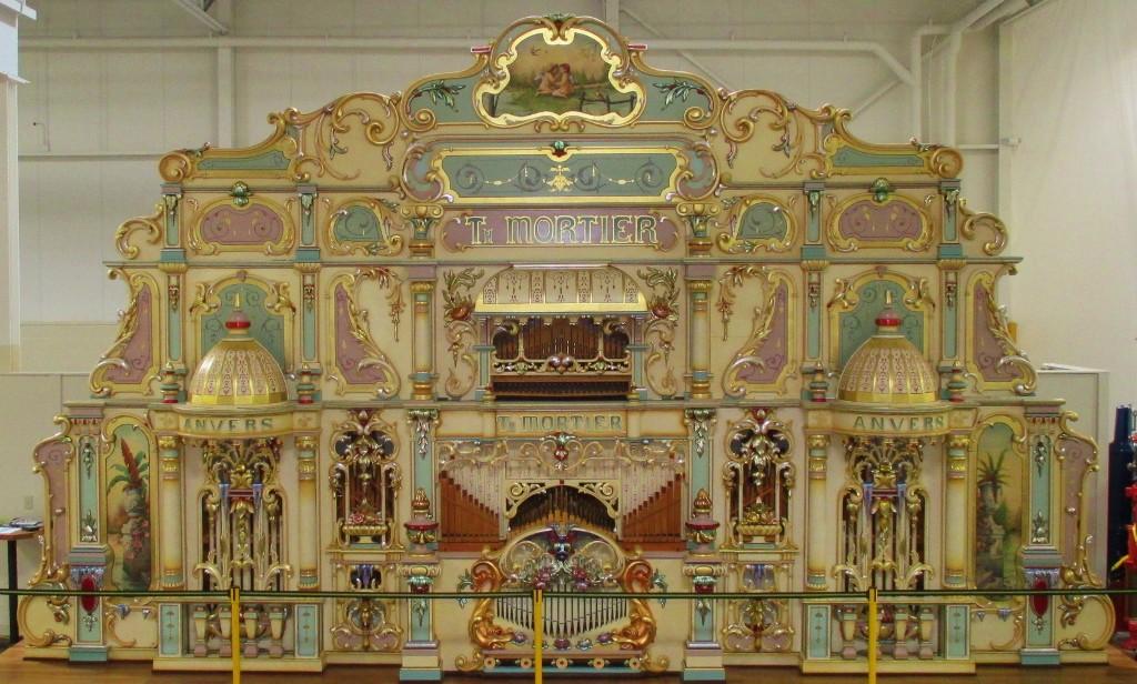 Mortier 97 Key Dance organ 1924