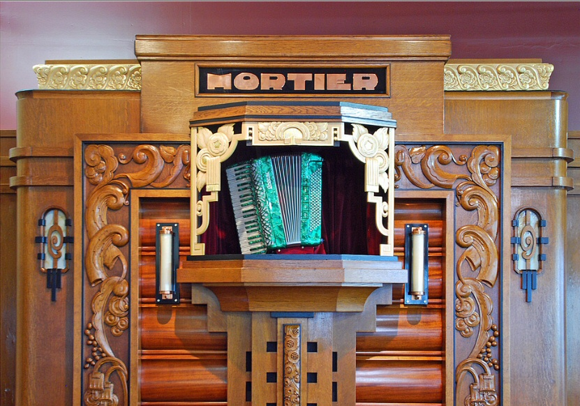 Mortier Cafe Organ 1930